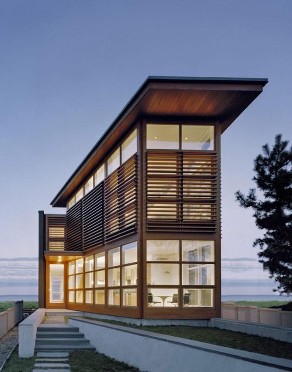 Современный дом - Sound House