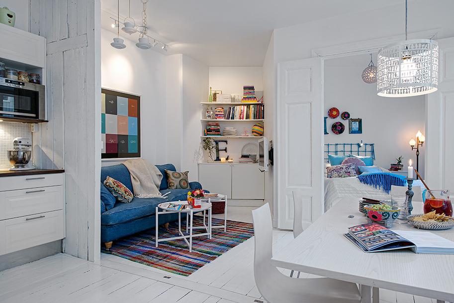 Шведская фамильная квартрира