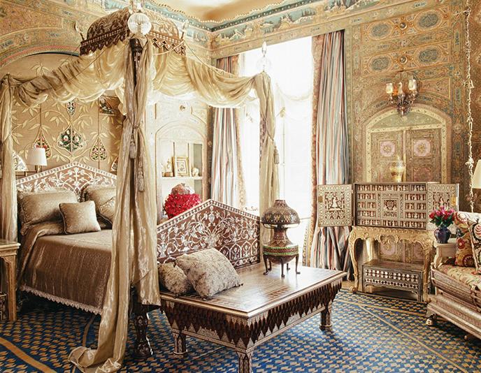 Спальня в турецком стиле фото