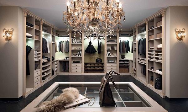 Заказать гардеробную комнату в москве, элитные гардеробные н.