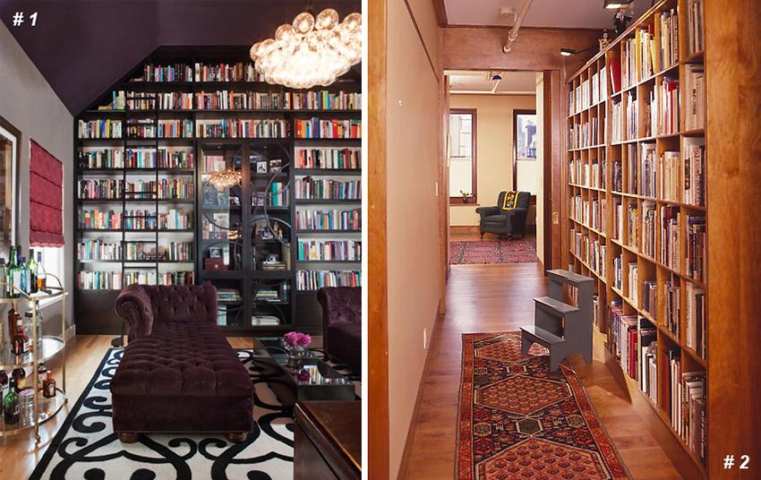 10 идей библиотек - советы от дизайнеров