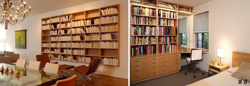10 идей библиотек - советы от дизайнеров, идеи дизайна библи.
