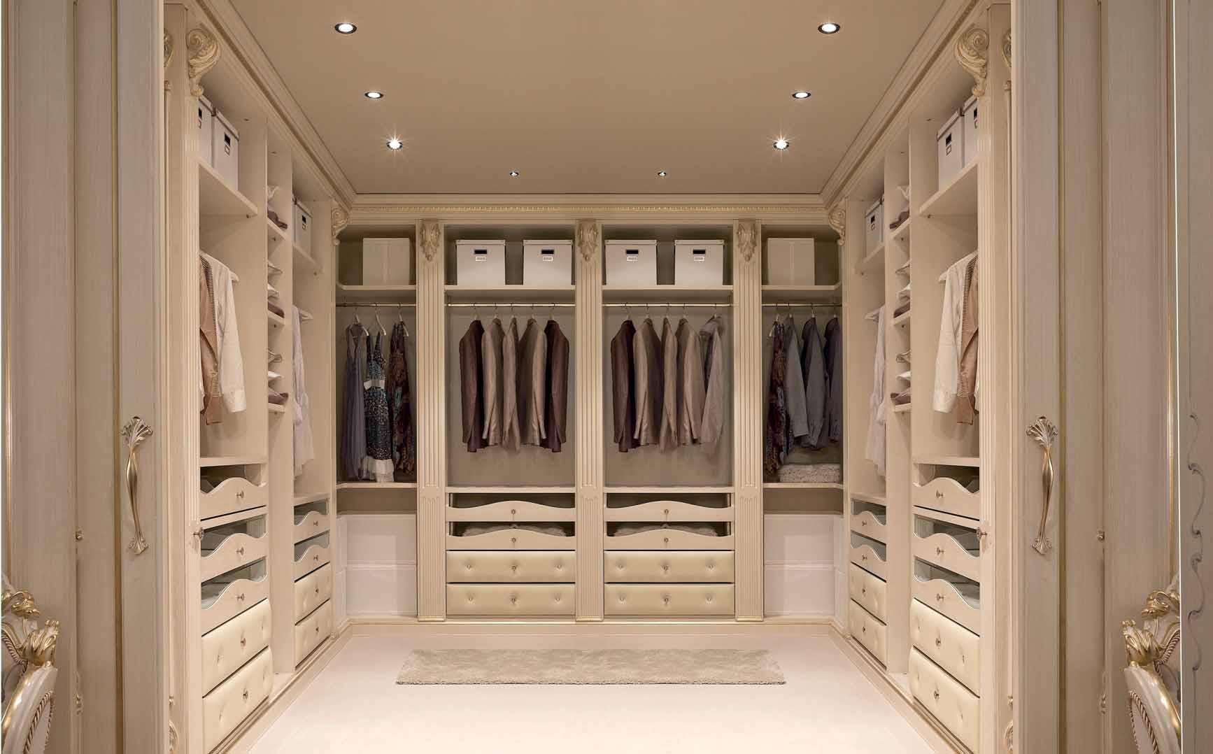 классическая гардеробная фото изготовления вязаных чехлов